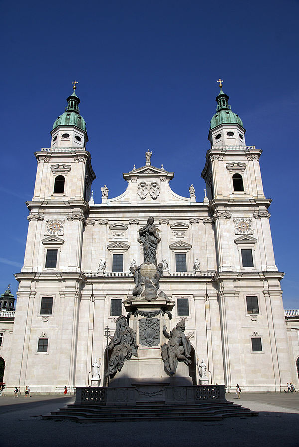 church salzburg austria hd - photo #25