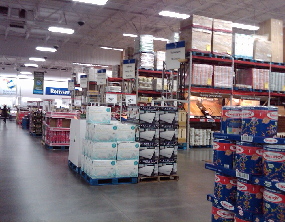 Business Costco Food Court