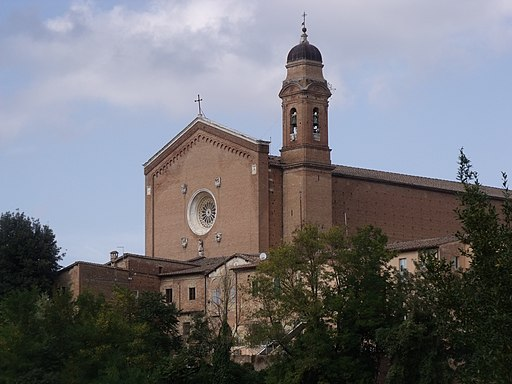 Basilica di San Francesco, Siena