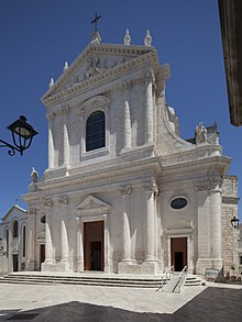 Chiesa di San Giorgio (facciata)