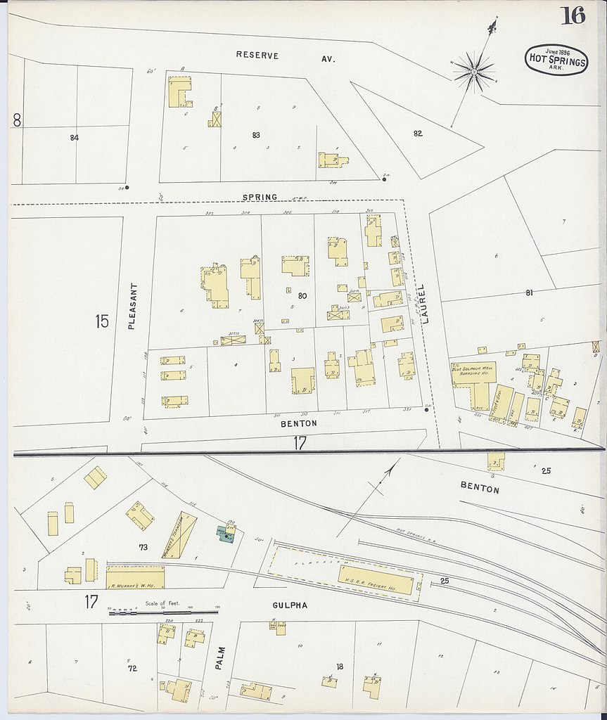 File:Sanborn Fire Insurance Map from Hot Springs, Garland ... on map of north palm beach county, map of spring valley, map of tarpon springs fl, map of thermal, map of royal palm beach, map of w palm beach, map of sun city palm desert, map of the inland empire, map of laytonville, map of las vegas, map of highland, map of the greenbrier, map of silver spring, map of steamboat springs colorado, map of thousand palms, map of eureka springs arkansas, map of west palm, map of seattle area, map of cancún, map of topanga,