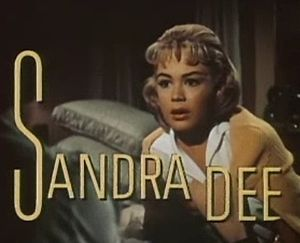 Sandra Dee - In Imitation of Life trailer (1959)