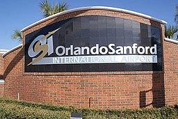 Sanford Airport sign 09Feb2011 (14628484734)