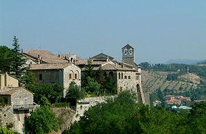 Province of Terni - Image: Sangemini verso nord
