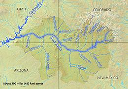 Cartina Fiumi Usa.San Juan Fiume Stati Uniti D America Wikipedia