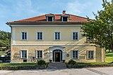 Sankt Georgen am Längsee Schlossallee 2 Pfarrhof N-Ansicht 29082018 4470.jpg