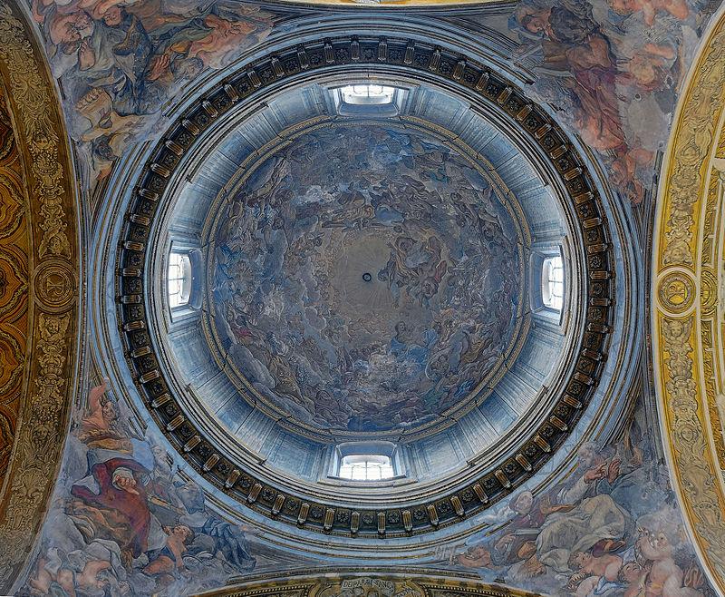 Sant'Andrea delle Fratte - Dome.jpg