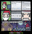 Santa Claus makes an anonymous donation to Wikipedia's fundraising drive.jpg