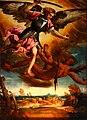 Santi Giovanni e Paolo - St Michael Vanquishing the Devil.jpg