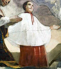 Santo Dominguito de Val, Francisco de Goya.jpg