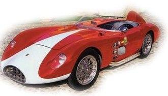 Bandini 750 sport internazionale - Image: Saponetta B