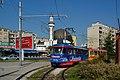 Sarajevo Tram-209 Line-2 2011-10-04.jpg