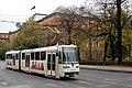 Sarajevo Tram-501 Line-3 2013-11-16 (2).jpg
