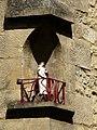 Sarlat-la-Canéda 13 rue Fénelon niche.JPG
