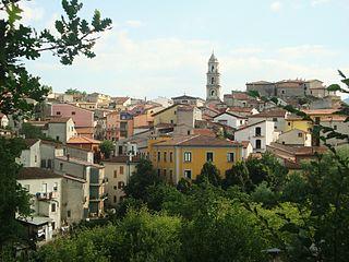 Satriano di Lucania Comune in Basilicata, Italy