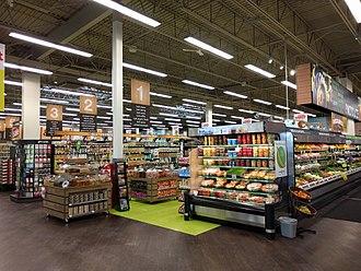 Save-On-Foods - Image: Save On Foods Saskatoon aisles