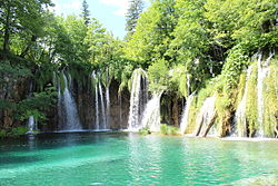 Scene at plitvice national park.JPG