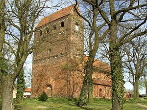 Schönhausen - Parish church