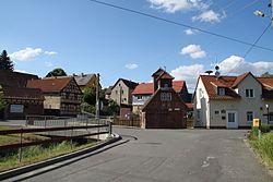 Scheidtz, Dorfstraße.JPG