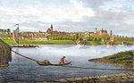 Schiffmühlen von Lorenzkirch und Strehla um 1840.jpg