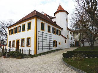 Nabburg - Neusath castle