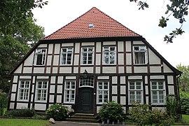 Schloss Schönebeck, Administratorenhaus in Bremen, Im Dorfe 3.jpg