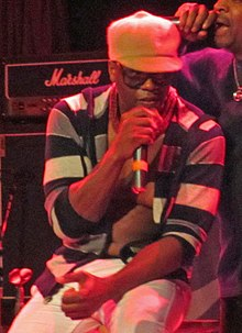 Schoolly D at the House of Blues in 2012