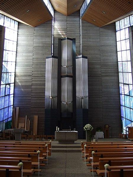 Datei:Schramberg-Tennenbronn, St. Johann Baptist, Orgel, Gesamtansicht.jpg
