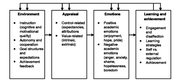 Cognition And Instructionmotivation Attribution And Beliefs About