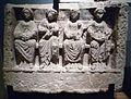 Sculpture of four mother goddesses, Museum of London.JPG