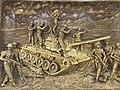 Sculpture showing Indo-Pak war.jpg