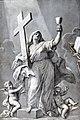 Scuola Grande dei Carmini - Cappella della Madonna del Carmelo - La Fede - Niccolò Bambini.jpg