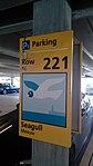 Seagull parking sign, Schiphol (2019) 08.jpg