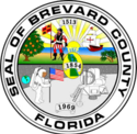 Seal of Brevard County, Florida.