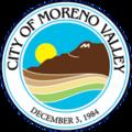 Seal of Moreno Valley, California.png