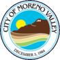 Escudo de Moreno Valley