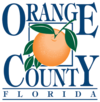Logo of Orange County, Florida