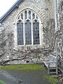 Seat in the churchyard at St Peter's, Selsey - geograph.org.uk - 1751232.jpg