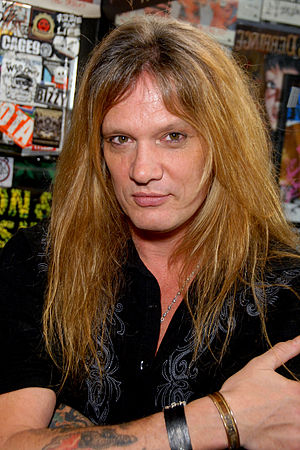 Sebastian Bach - Sebastian Bach, West Hollywood, CA on March 1, 2012