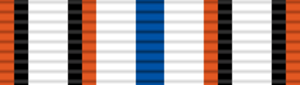 Secretary of Transportation Outstanding Achievement Medal - Image: Sec Transportation Outstanding Achievement Medal ribbon