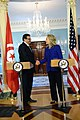 Secretary Clinton Meets With Tunisian Foreign Minister Abdessalem (8010780835).jpg