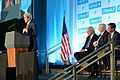 Secretary Kerry Delivers Remarks at the J Street 2016 National Gala in Washington (26497962946).jpg