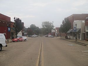 De Queen, Arkansas - Another view of downtown De Queen