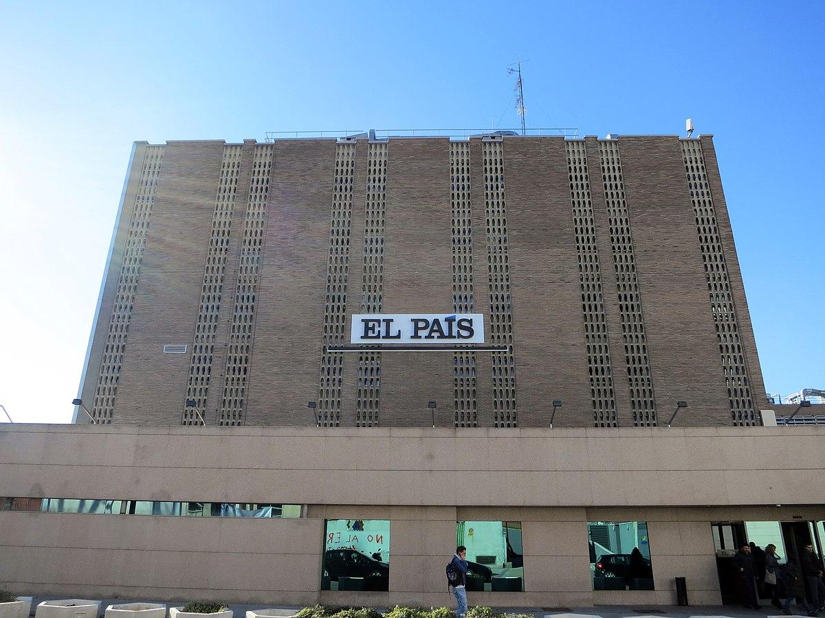 El pa s wikipedie - Oficinas de adecco en madrid ...