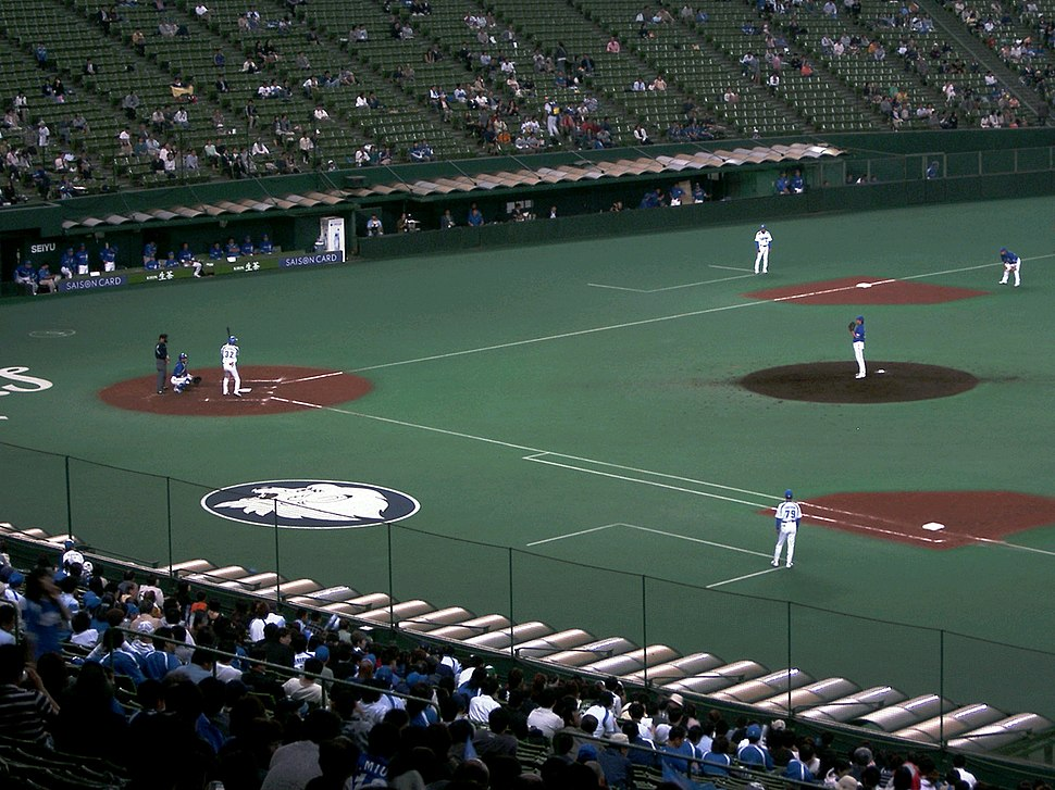 Seibu Dome baseball stadium - 26