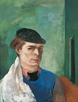 Self-Portrait with Painter's Cloth, 1935.jpg
