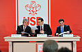 Semnarea protocolului de infiintare a Uniunii Social Democrate - 10.02.2014 (3) (12436192935).jpg
