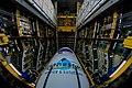 Sentinel-2A satellite - The Vega fairing in the gantry.jpg