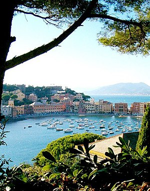 Sestri Levante - Bay of Silence.