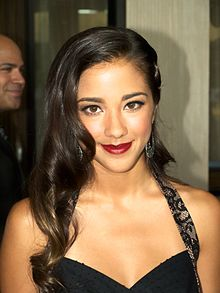 Description de l'image  Seychelle Gabriel at 2012 Imagen Awards.jpg.